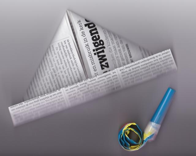 hoedjevanpapier